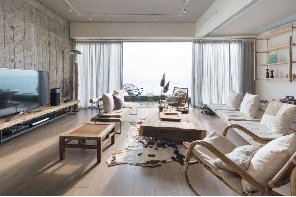 Designer bows to artist in Hong Kong flat revamp | Post Magazine ...