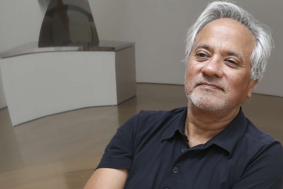 Anish Kapoor. Picture: Jonathan Wong