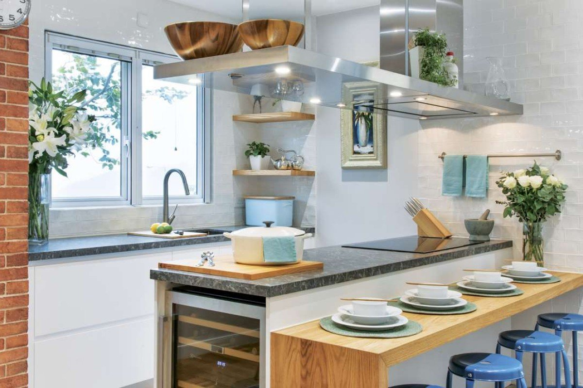 African Kitchen Design. Small Eat In Kitchen Ideas African Mahogany ...