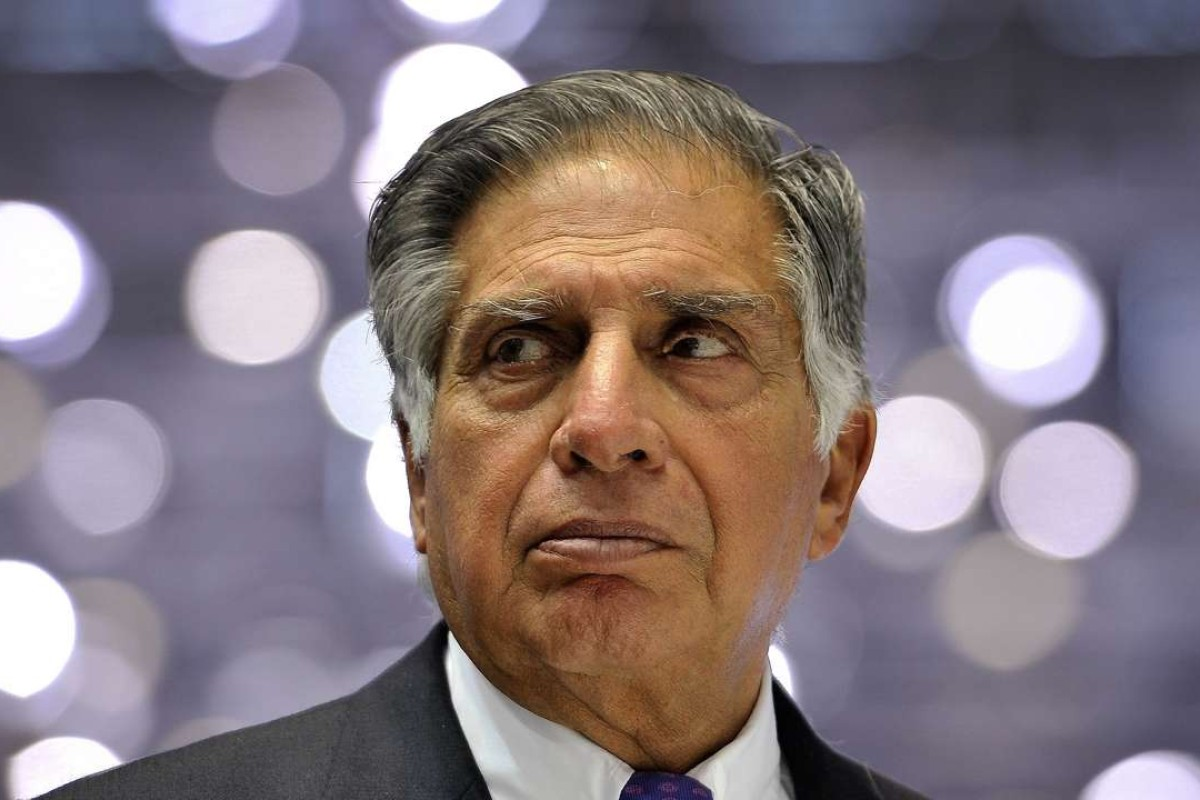 Ratan Tata, chairman of Tata and Allied Trusts, will take over as head of Tata Group after Cyrus Mistry was stood down by the firm's board this week. Photo: AFP