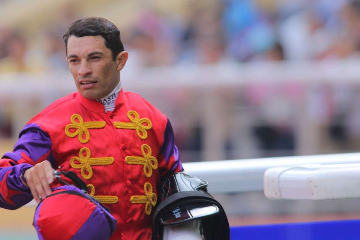 Silvestre de Sousa. Photos: Kenneth Chan