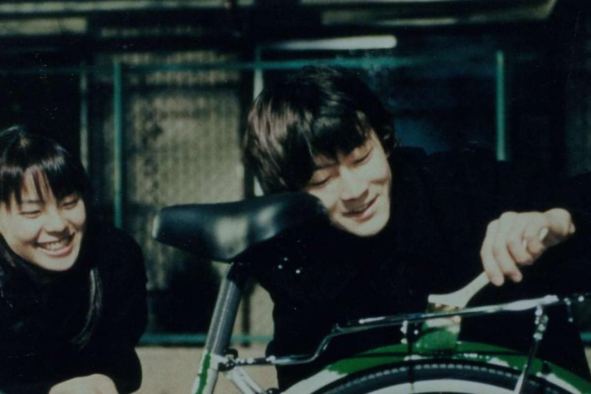 Makiko Esumi (left) and Tadanobu Asano in the film Maborosi.