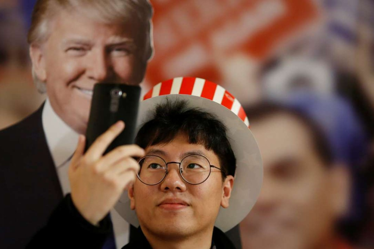 Could Trump-like figures rise to prominence in Asia? Photo: Reuters