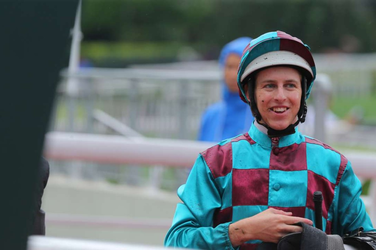 Damian Lane is returning to Hong Kong to help boost jockey numbers. Photos: Kenneth Chan