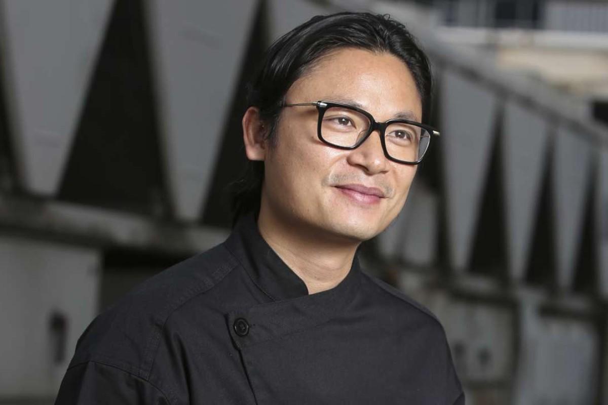 Chef Luke Nguyen. Picture: Chen Xiaomei