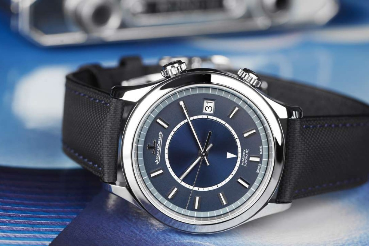 Jaeger-LeCoultre's new interpretation of the Memovox