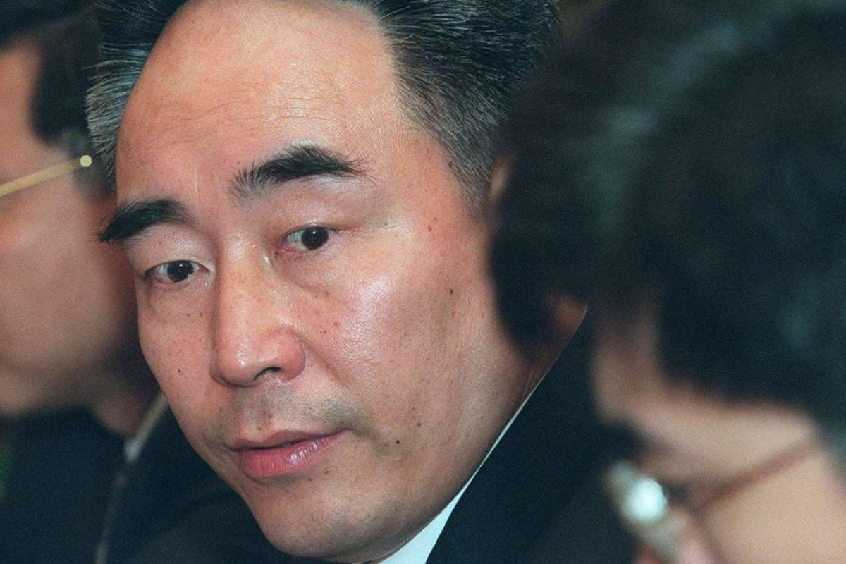 Legendary businessman Yang Rong, former chairman of Brilliance China Holdings, is among those entrepreneurs who fell foul of China's lack of laws governing property rights. Photo: SCMP Pictures