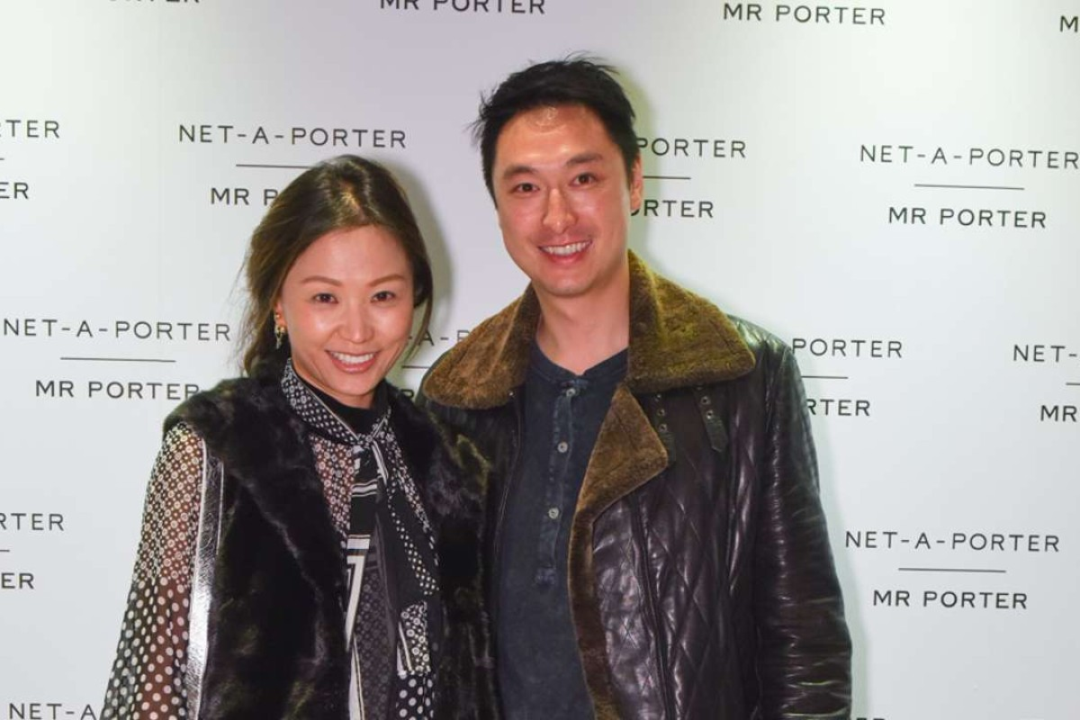 Michelle Cheng and Alan Chan