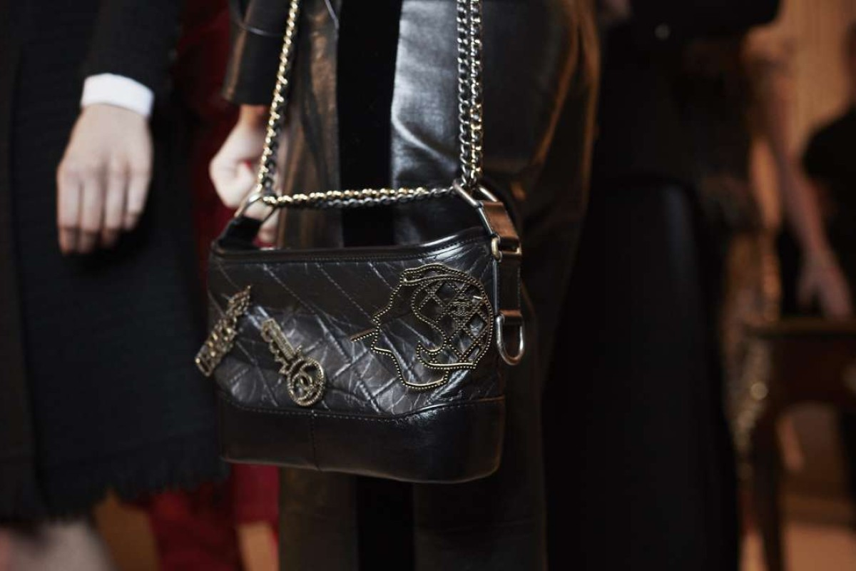 Handbags from Chanel Metiers D'art collection 2016