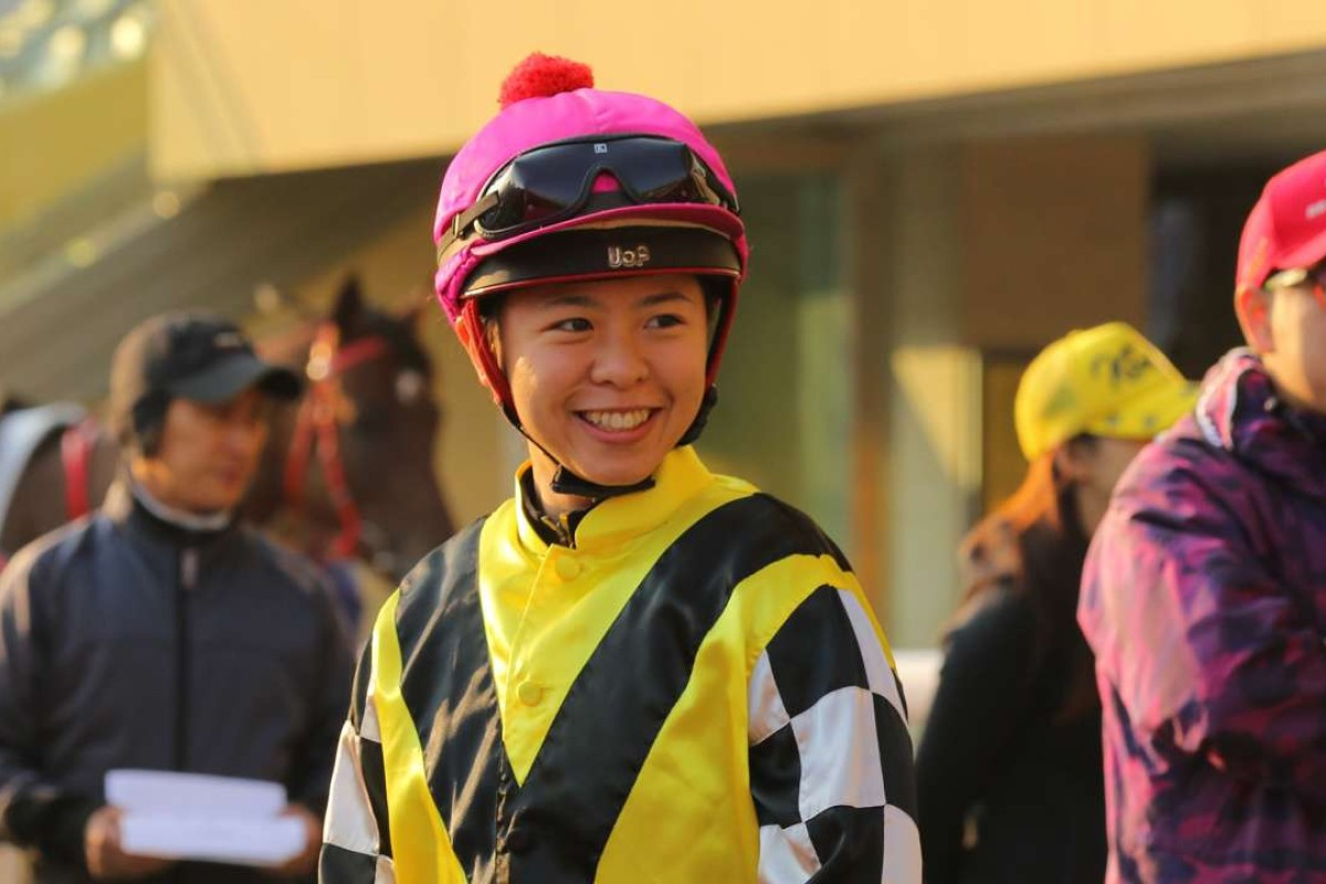Kei Chiong Ka-kei will be hoping for more winners in 2017 after a inconsistent start to the season. Photos: Kenneth Chan.