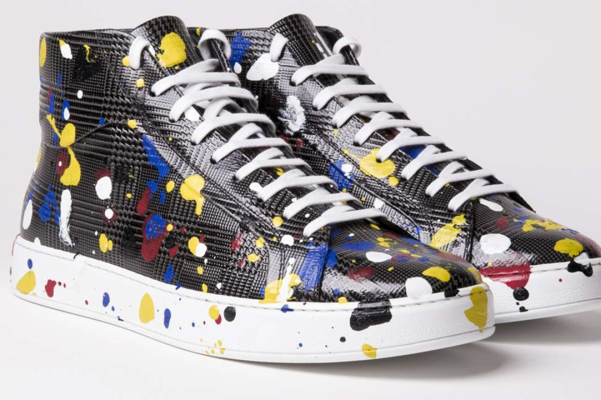 Dior Homme's new sneakers