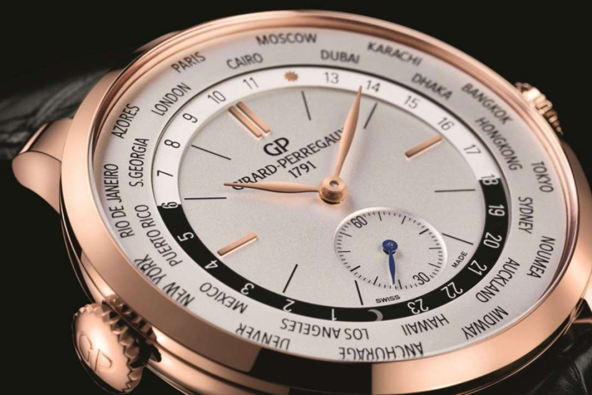 The brand added a new model, the WW.TC – designed for world travellers – to its 1966 collection