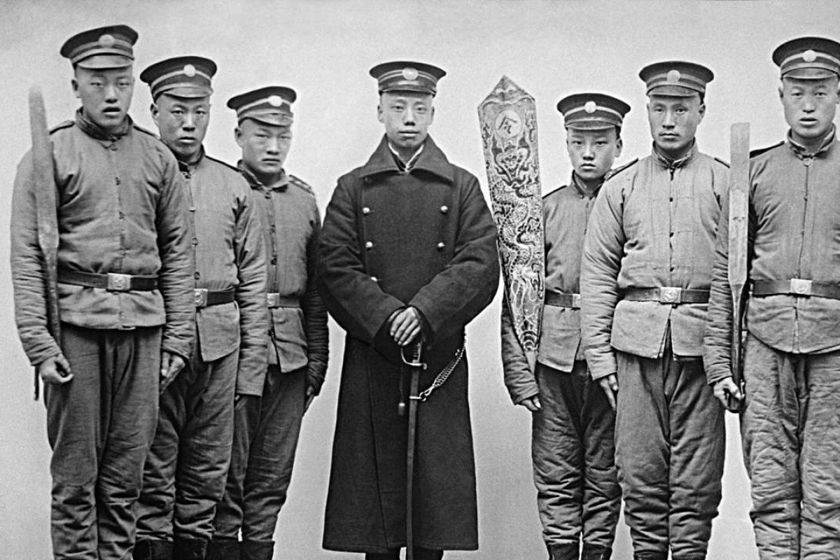 Qing soldiers circa 1906-1912. All efforts to divide China, before or since that period, have failed. Photo: Hong Kong Commercial Press