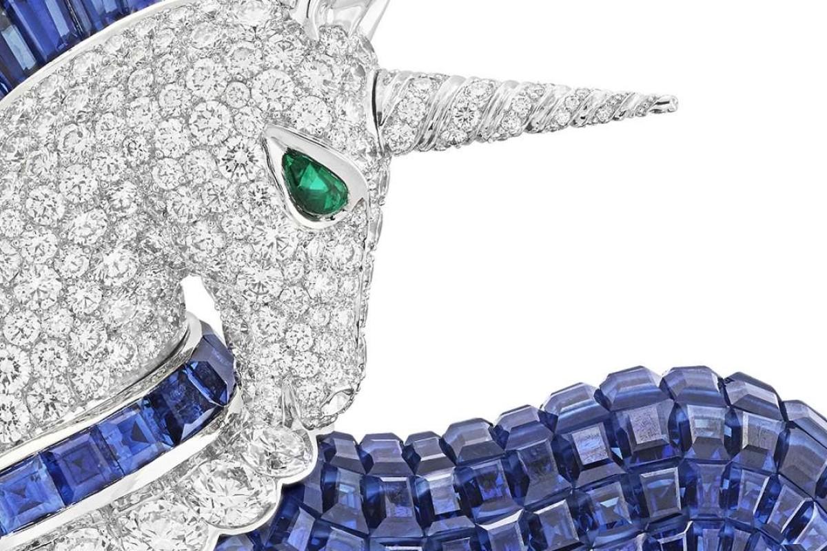 Van Cleeft & Arpels animal jewellery