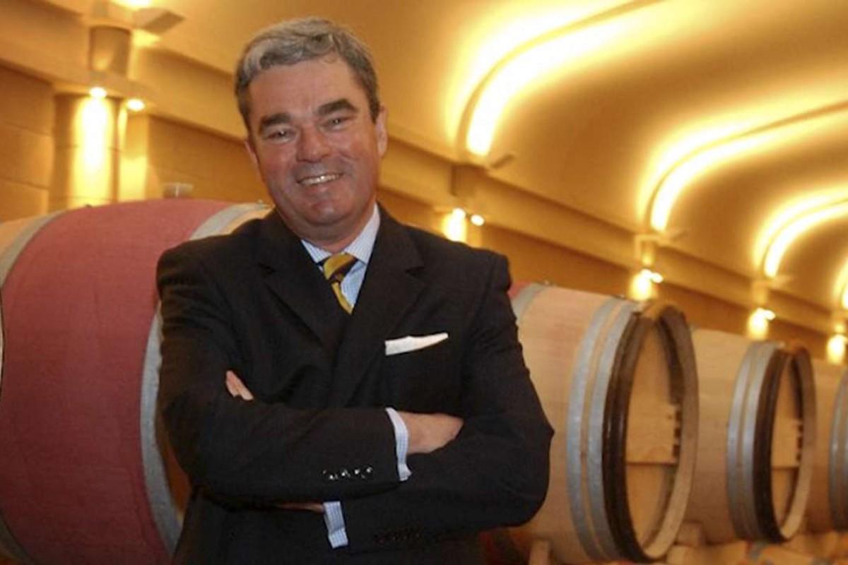 Olivier Bernard, owner of Domaine du Chevalier. Picture: Domaine du Chevalier