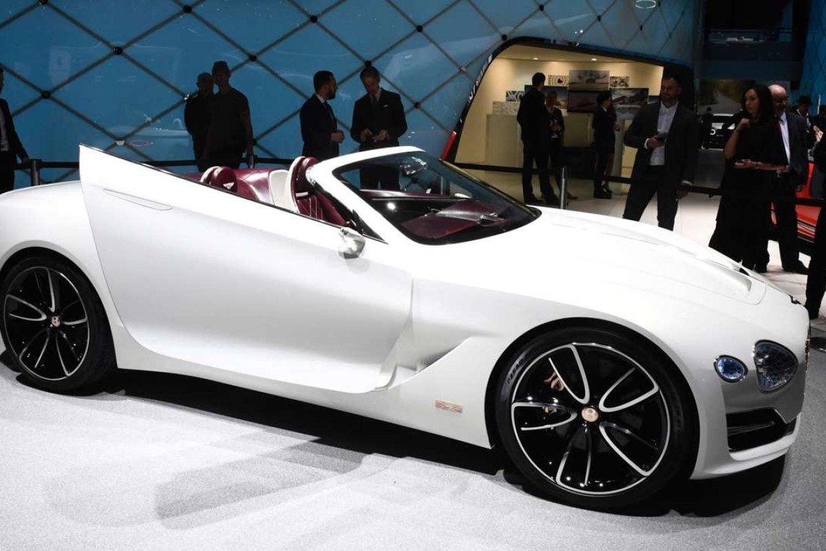 Bentley\'s first-ever, electric concept car is a luxury fever dream ...