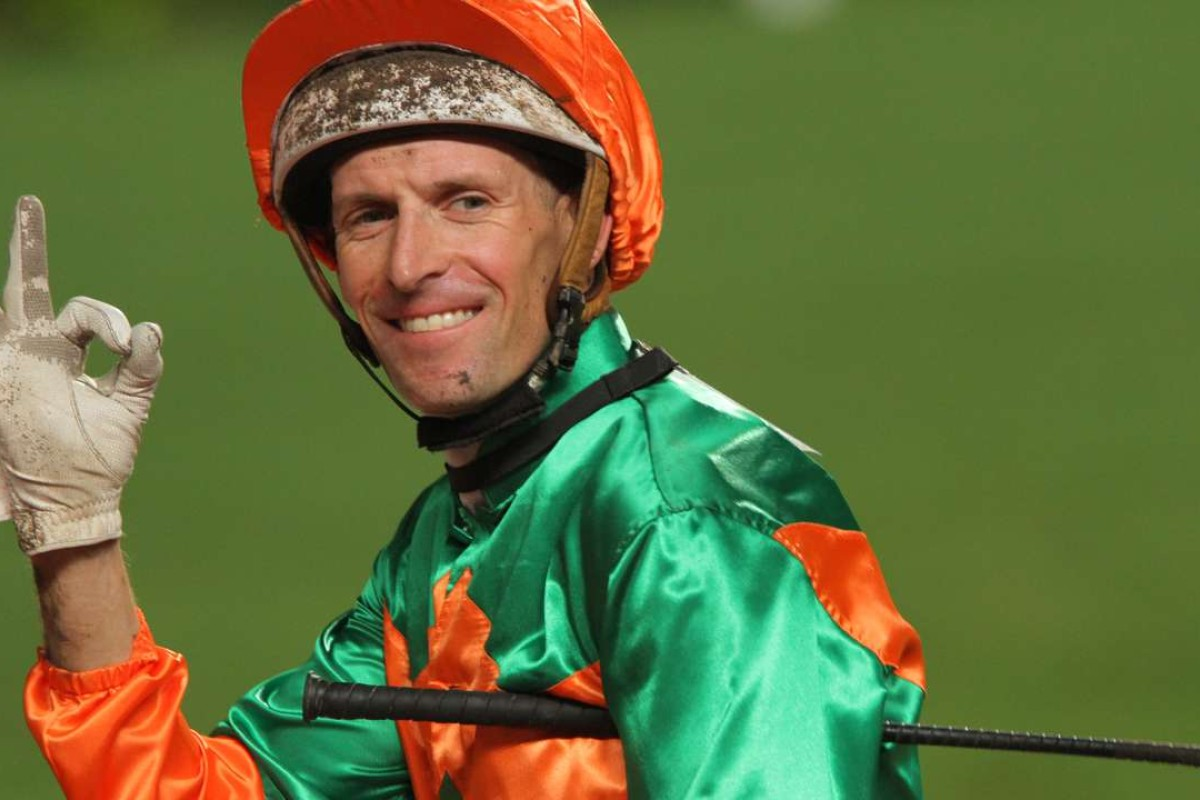 Jockey Hugh Bowman. Photos: Kenneth Chan
