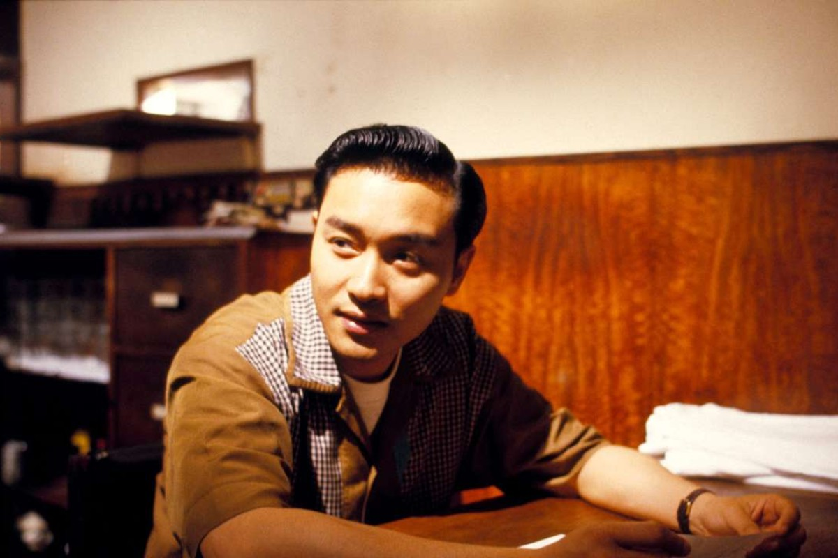 Leslie Cheung Kwok-wing starred in Days of Being Wild.