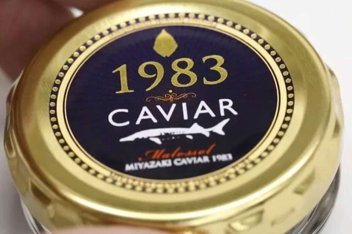 Miyazaki Caviar 1983 makes its global debut in Hong Kong