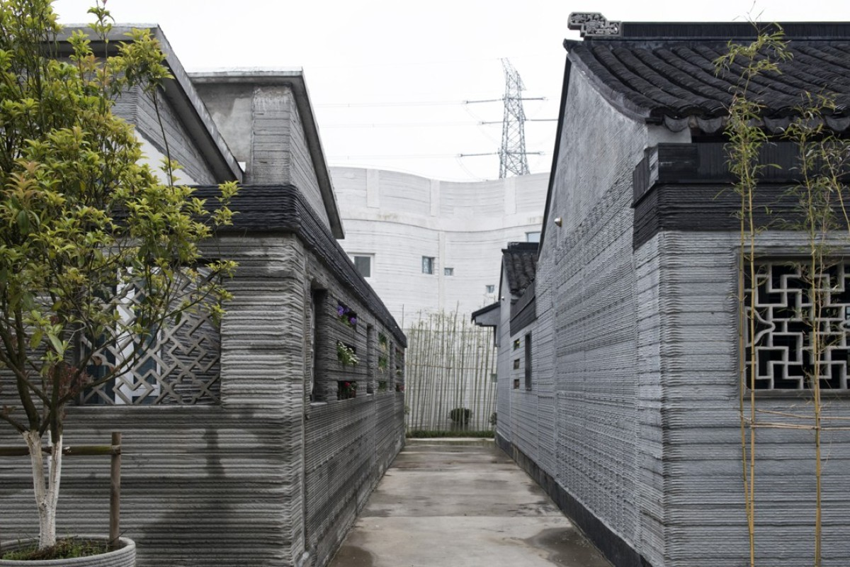 WinSunu0027s Chinese style courtyard houses at its headquarters