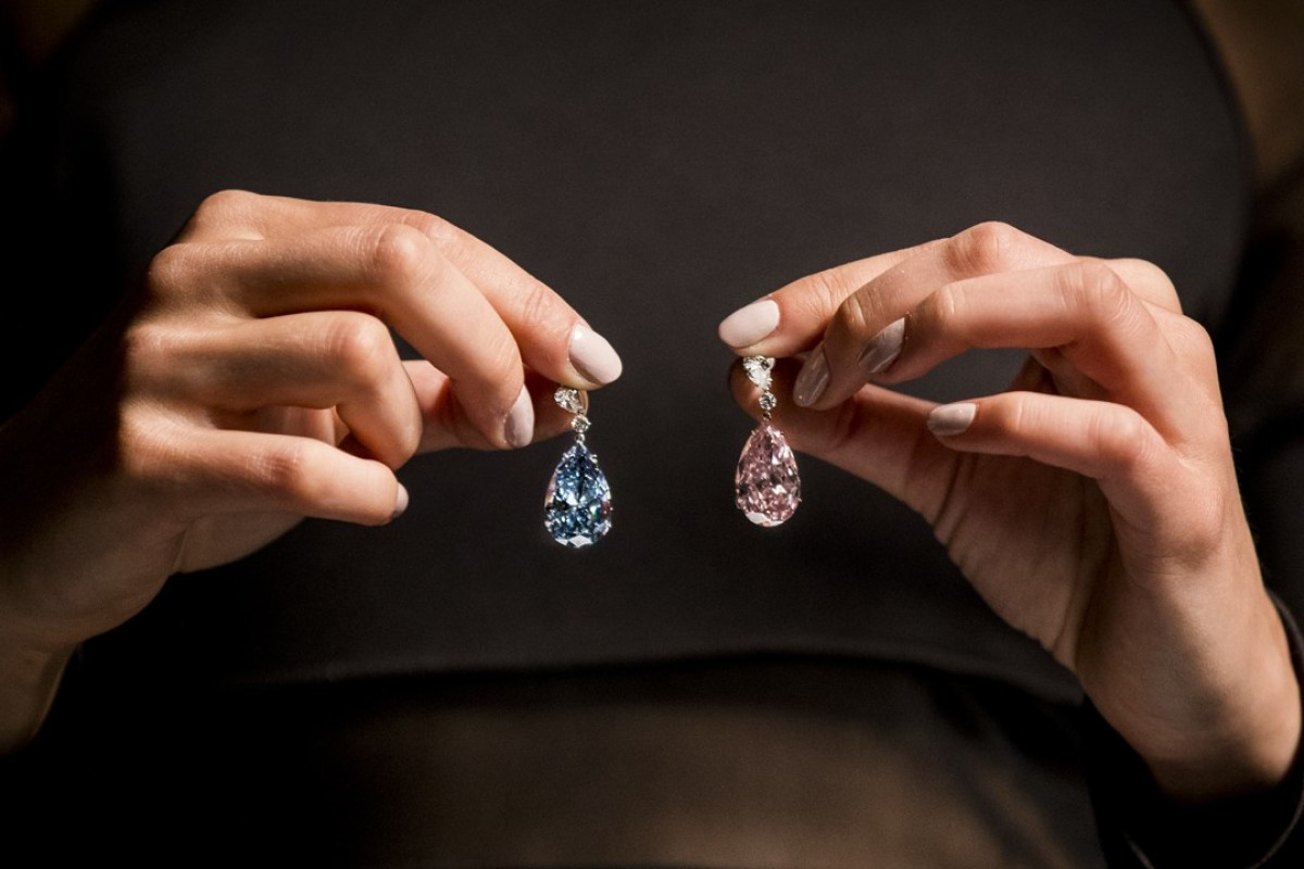 The Apollo And Artemis Diamonds Most Valuable Earrings Ever To Ear At Auction