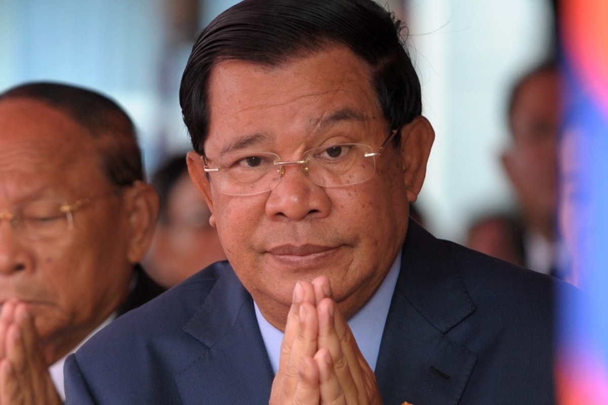 War on drugs in Cambodia - Critics have said Hun Sen's crusade is intended as a distraction from political repression. Photo: AFP
