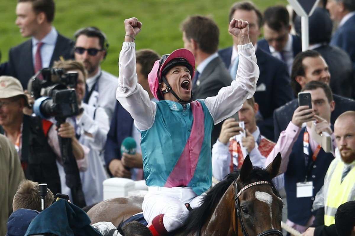 Frankie Dettori will miss Royal Ascot through injury. Photo: Reuters