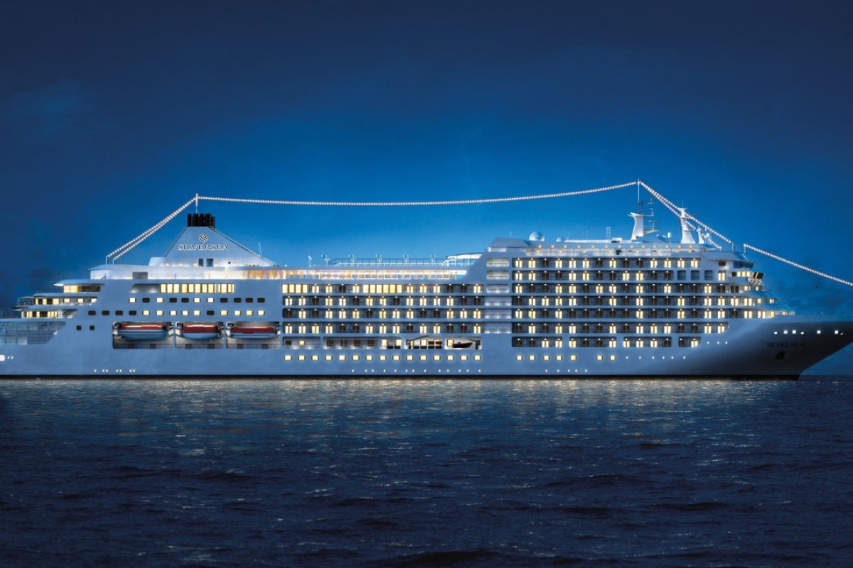 Silversea's Silver Muse cruise ship