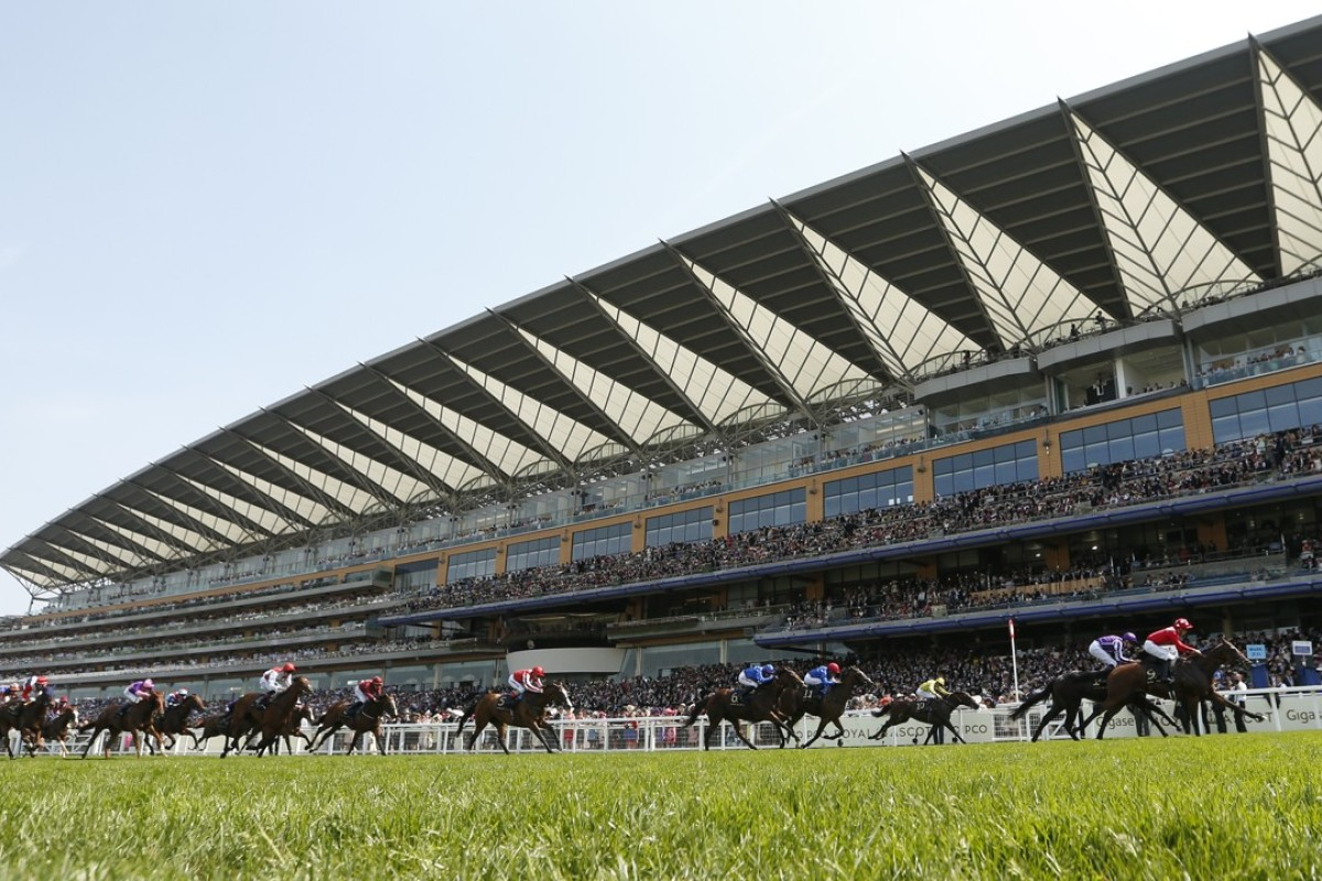 Royal Ascot organisers have shifted their focus to attracting wealthy Chinese. Photo: Reuters