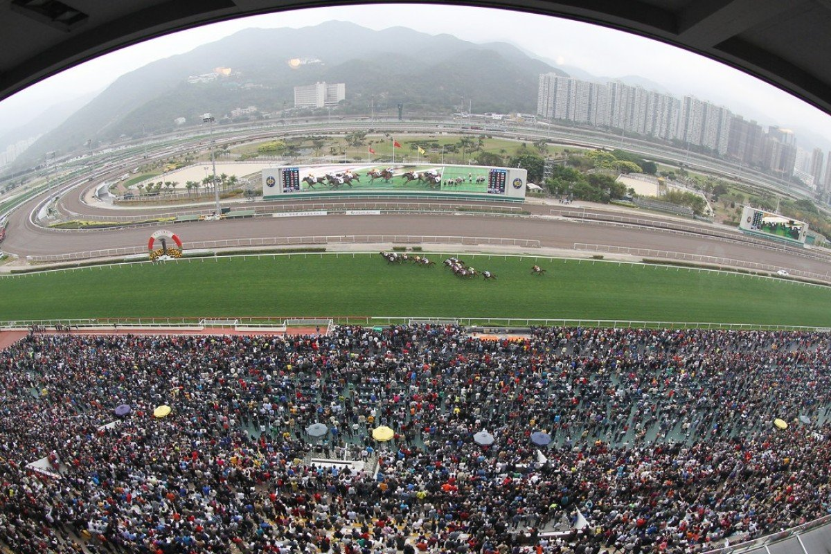 Tens of thousands of punters – or customers as the Jockey Club calls them – try to win their fortune at the track on Chinese New Year. Photos: Kenneth Chan