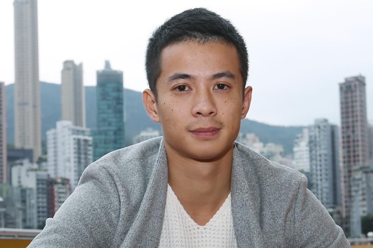 Derek Leung at Happy Valley earlier this season. Photo: Xiaomei Chen