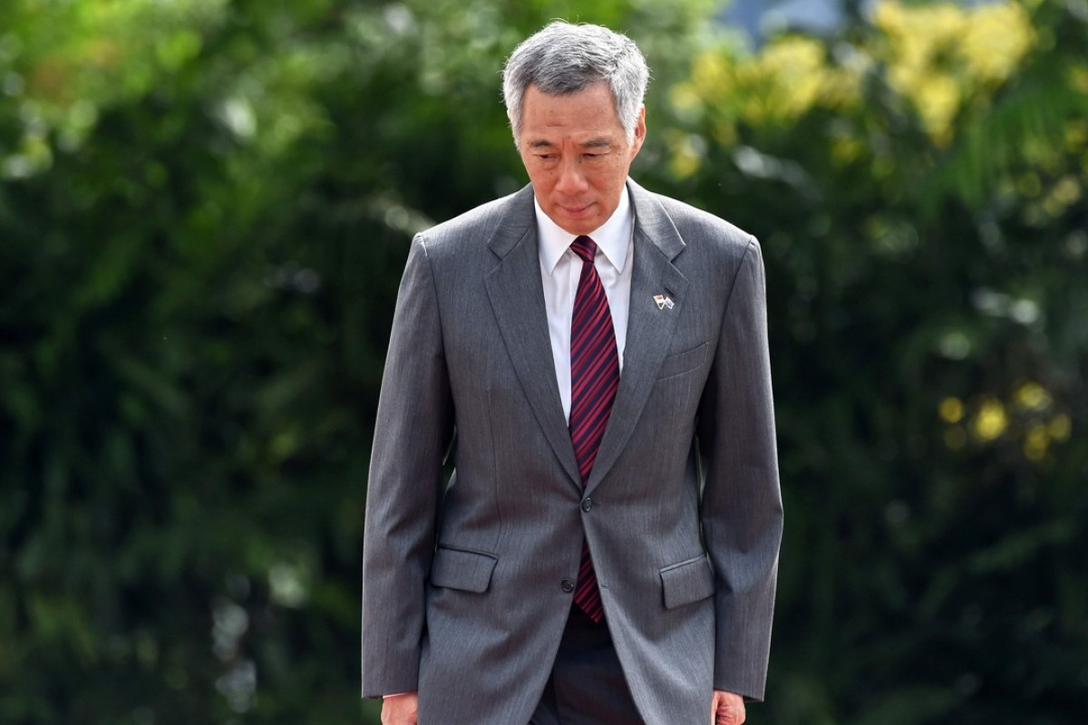 Singaporean Prime Minister Lee Hsien Loong. Picture: AFP