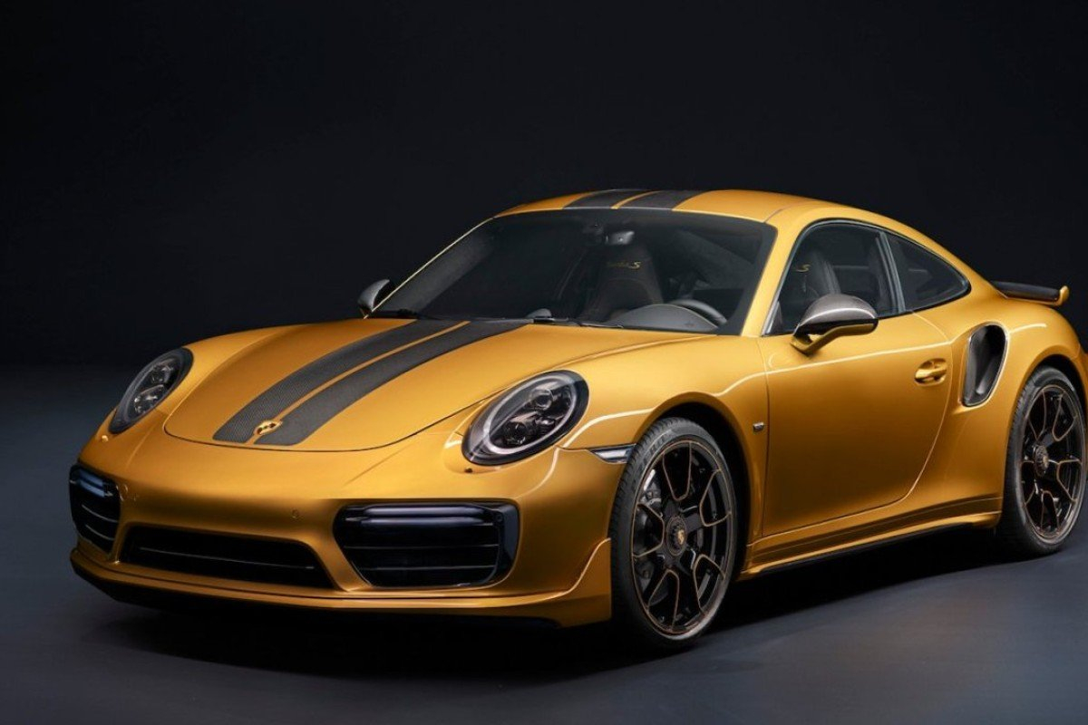 Porsche 911 Turbo S Exclusive Series. Photo: Porsche
