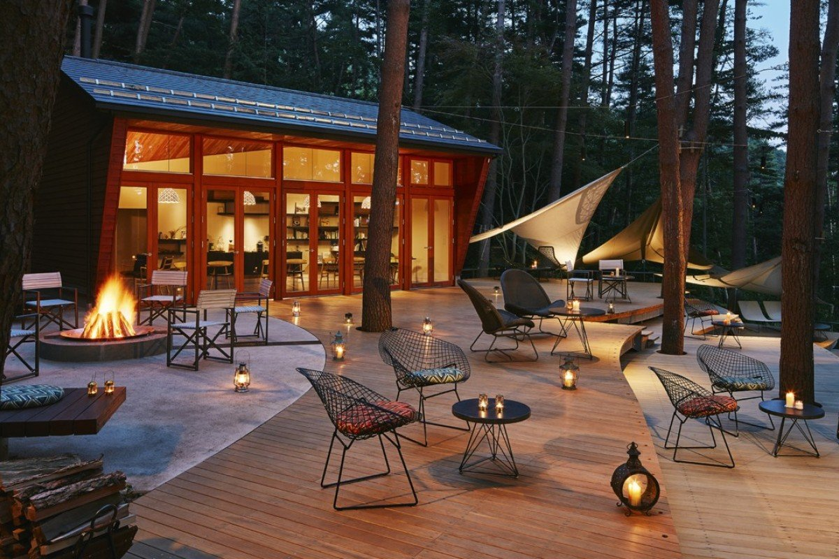 Japan S First Luxury Glamping Resort Get Back To Nature