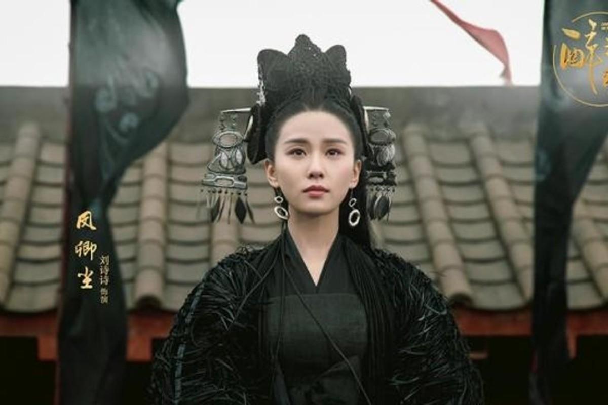 Cecilia Liu in Lost Love in Times