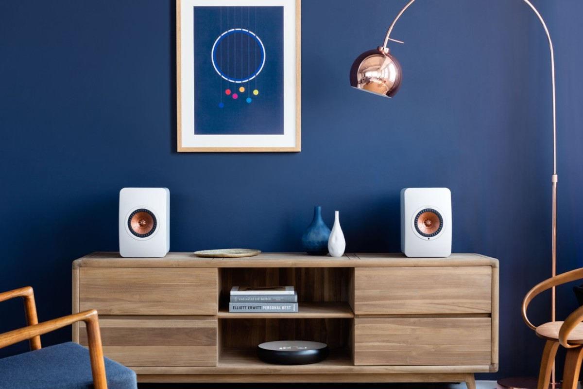 KEF's LS50 Wireless
