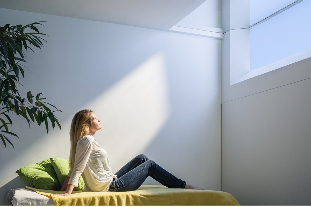 CoeLux skylight from colourliving.