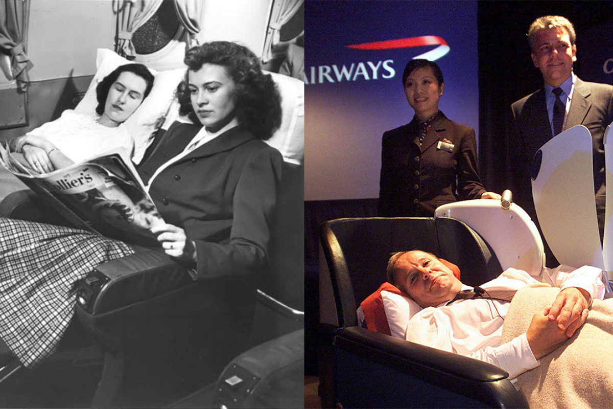 First class vs business class: which will win out?