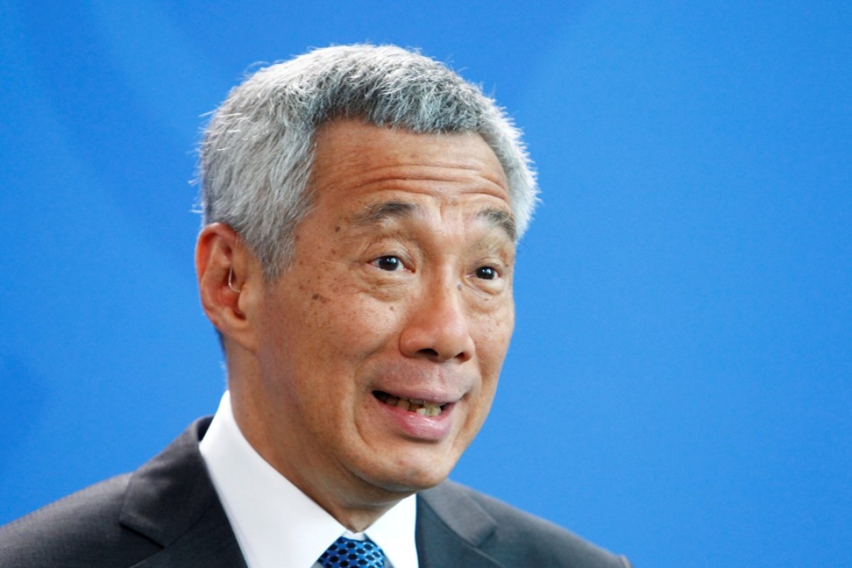 Singapore Prime Minister Lee Hsien Loong. Photo: Reuters
