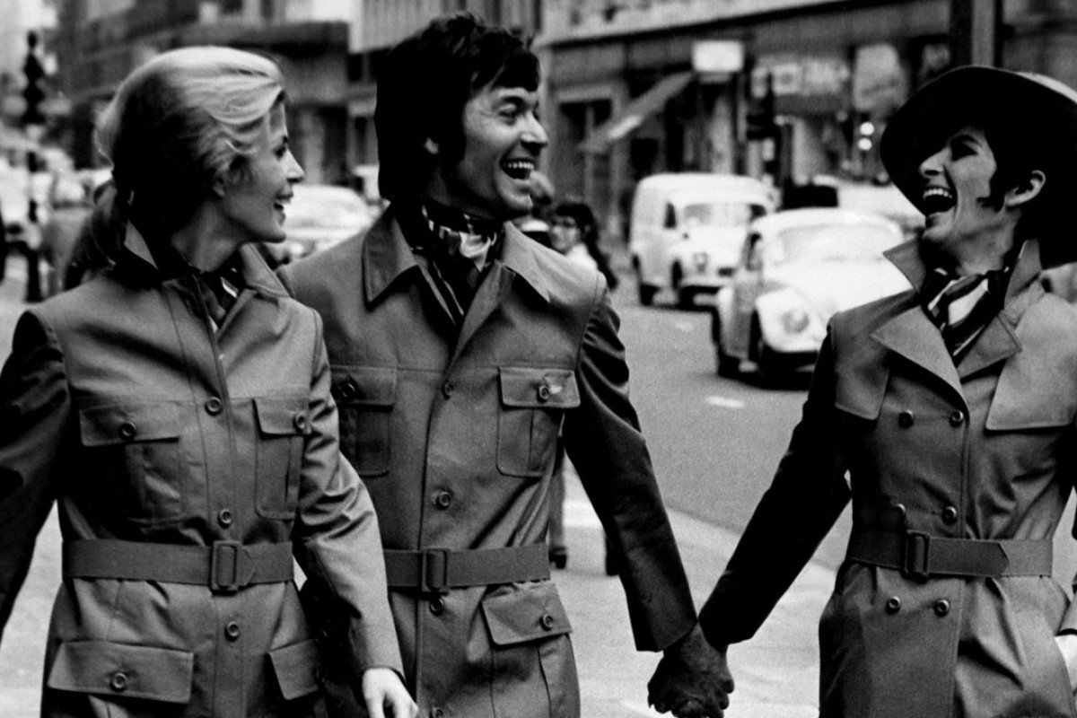 Safari suits were popular in the 1950s and '60s and can still be spotted in Hong Kong. Picture: Alamy