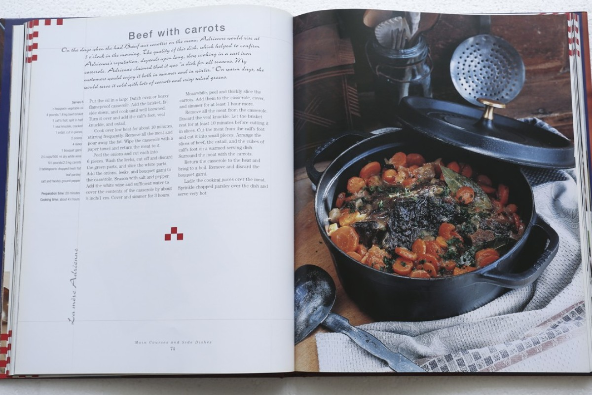 Simple French Cooking: Recipes from Our Mothers' Kitchens by Georges Blanc and Coco Jobard