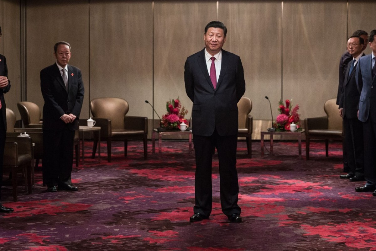 Strongman: Chinese President Xi Jinping. Photo: AFP
