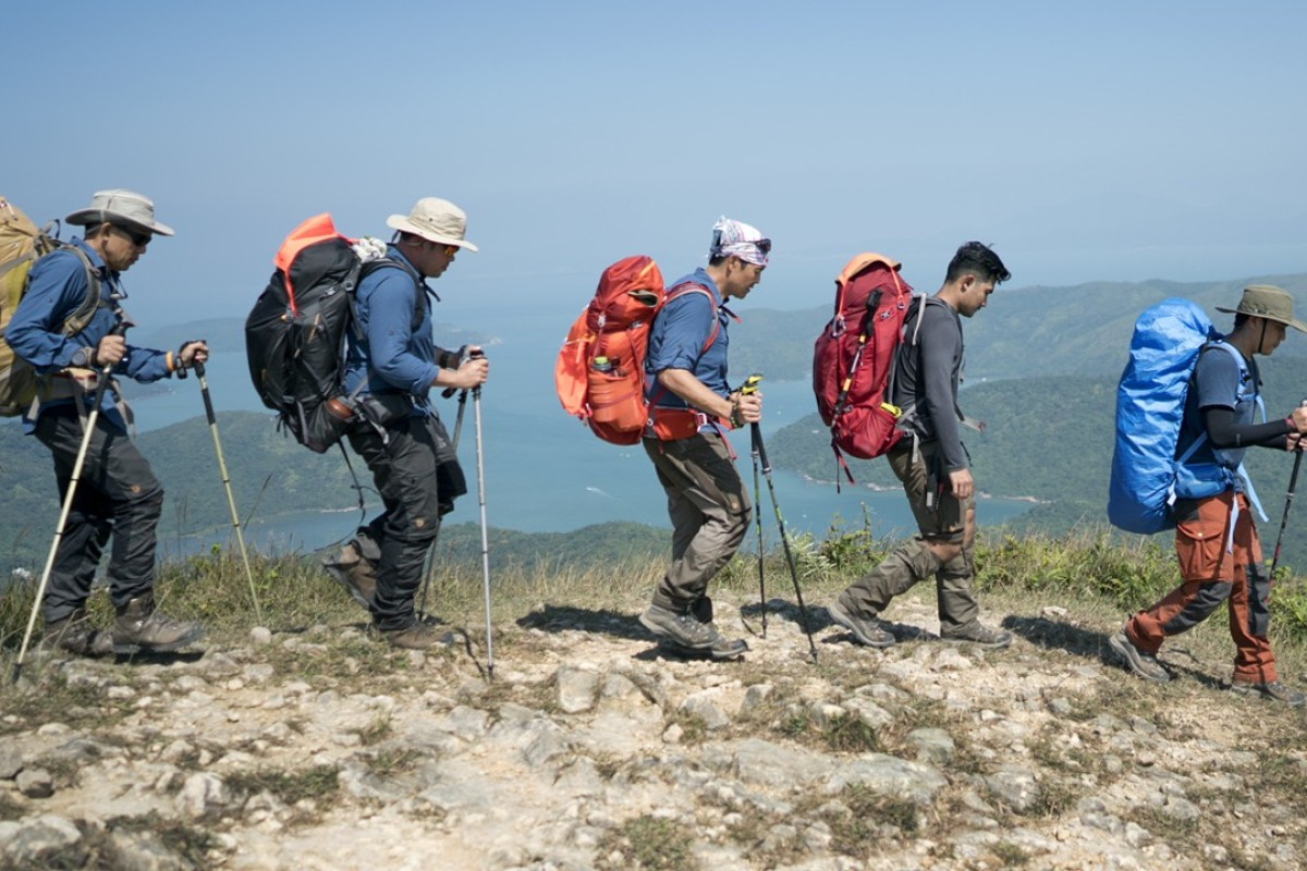 The Classic Hong Kong takes hikers from around the world on a three-day hiking and camping trip through the New Territories. Photos: Lloyd Belcher Visuals