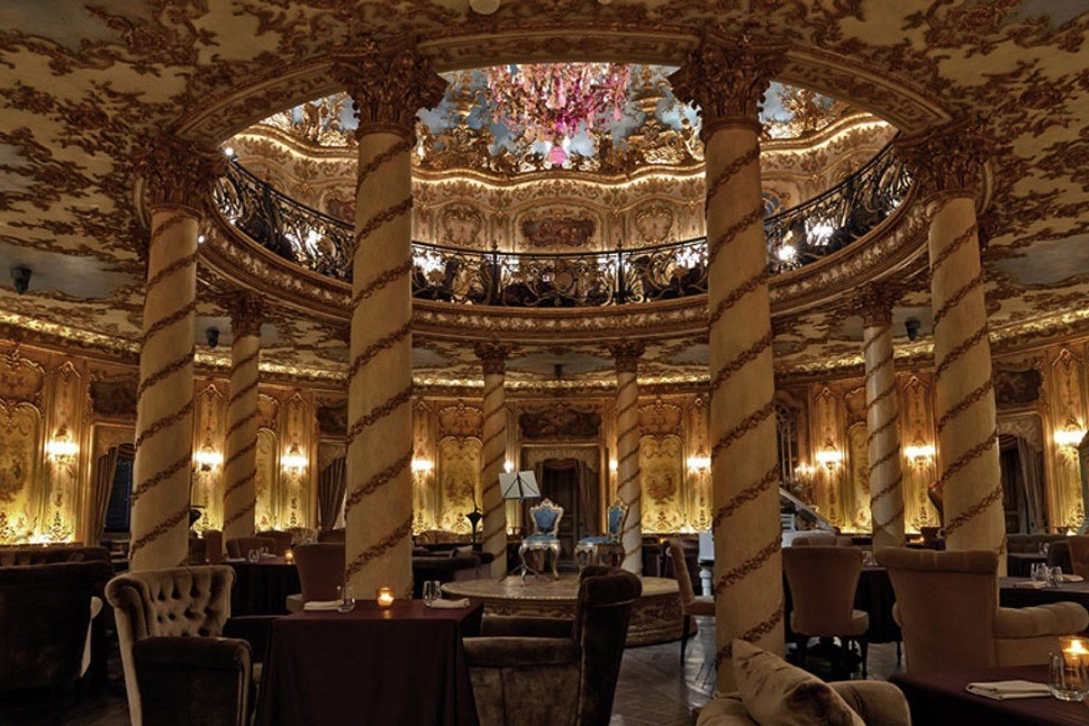 Restaurant Turandot Is One Of The World S Most Expensive Projects Photo