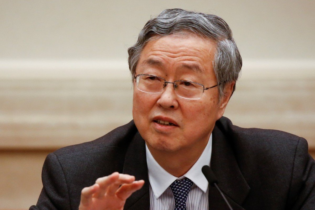 China's central bank governor Zhou Xiaochuan. Photo: Reuters