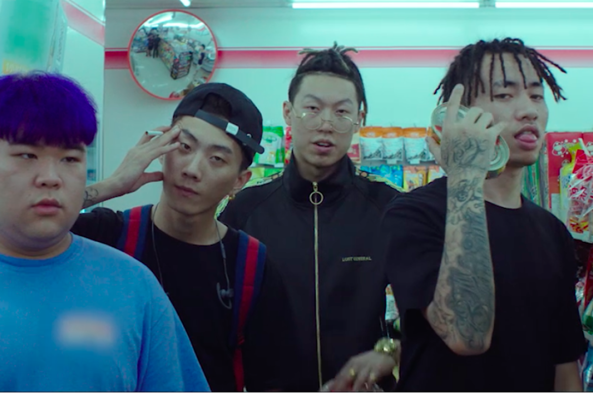 Higher Brothers, one of China's most influential rap groups, is featured in the latest instalment of Beat x Beat.