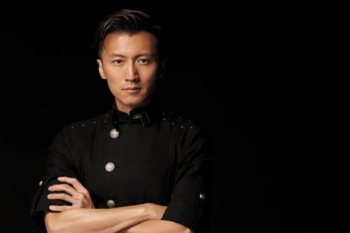 Celebrity chef Nicholas Tse.