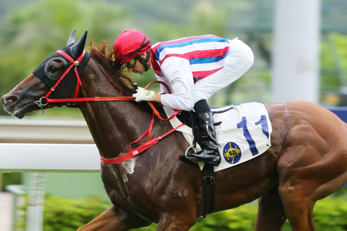 Calculation cruises to victory at Sha Tin in July. Photos: Kenneth Chan