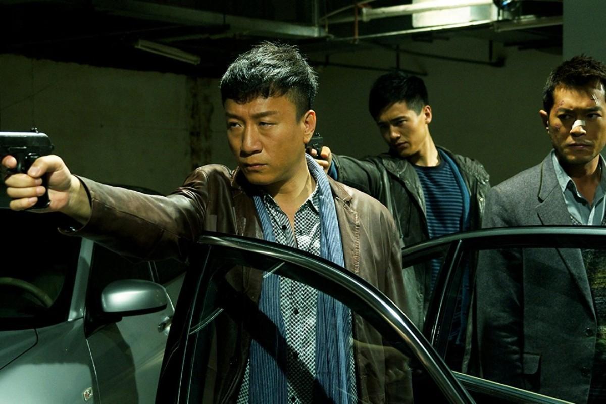 Binhai was the setting for Hong Kong filmmaker Johnnie To's 2012 narco thriller Drug War, starring (from left) Sun Honglei, Gao Yunxiang and Louis Koo.