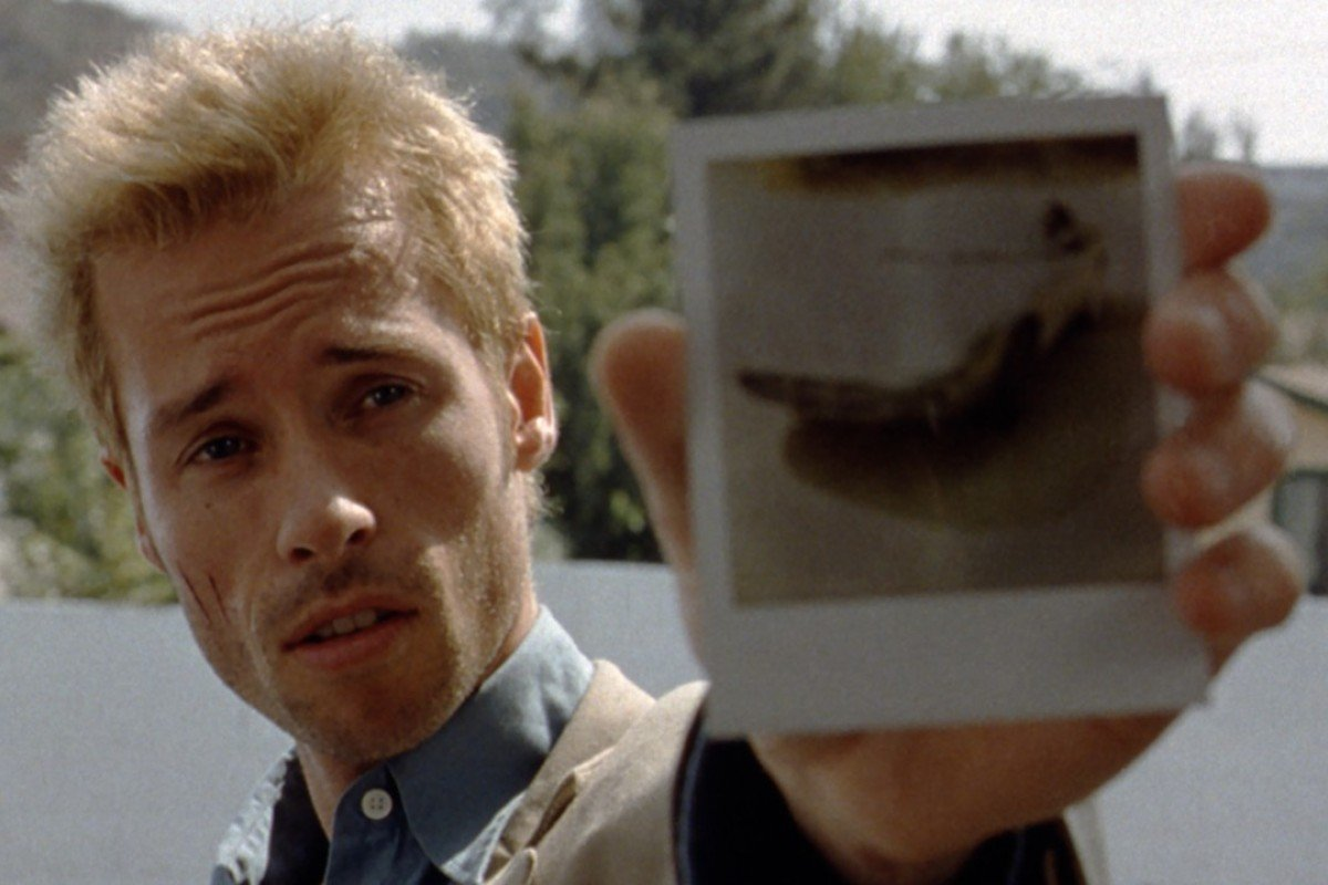 Flashback Memento 2000 Christopher Nolan S Memory